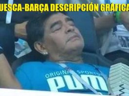 Memes del Huesca-Barcelona 2019