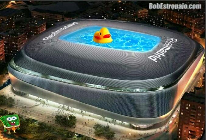 Los mejores Memes del Nuevo Bernabéu