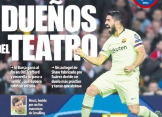 Portadas Deportivas 11/04/2019