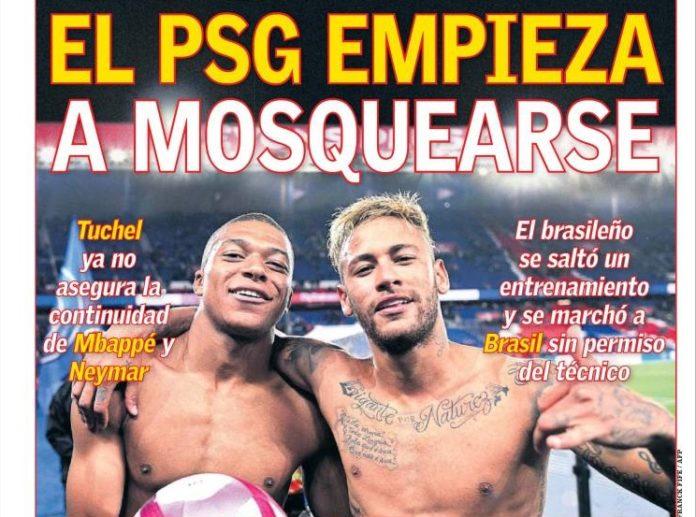 Portadas Deportivas 24/05/2019