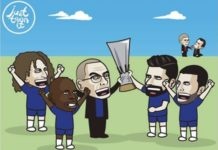 Memes Chelsea-Arsenal Europa League 2019