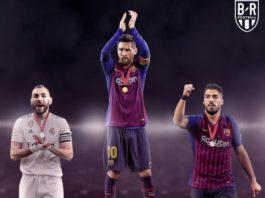 goleadores liga española 2019