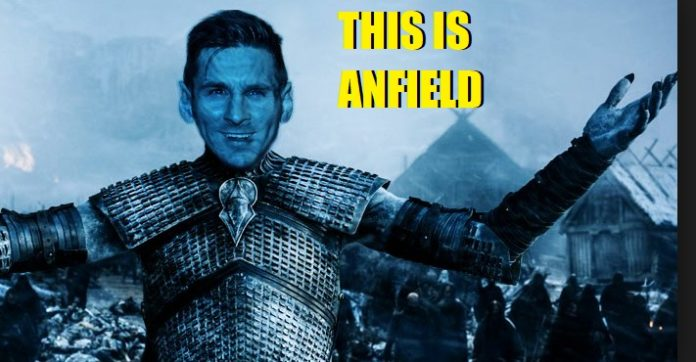 Memes Liverpool-Barcelona Champions 2019