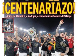 Portadas Deportivas 26/05/2019