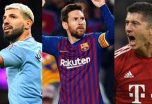 Goleadores Champions League 2019 tabla definitiva