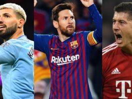 Goleadores Champions League 2019 tabla definitiva