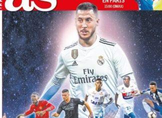 Portadas Deportivas 9/06/2019