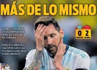 Portadas Deportivas 16/06/2019