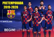 Pretemporada Barcelona 2019-2020