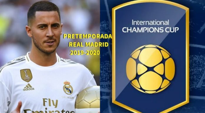 Pretemporada Real Madrid 2019-2020