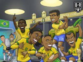 Memes Brasil-Perú Copa América 2019
