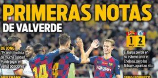 Portadas Deportivas 24/07/2019
