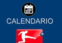 Calendario Bundesliga 2019-2020