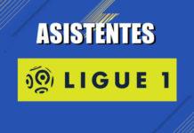 Máximos Asistentes Ligue 1
