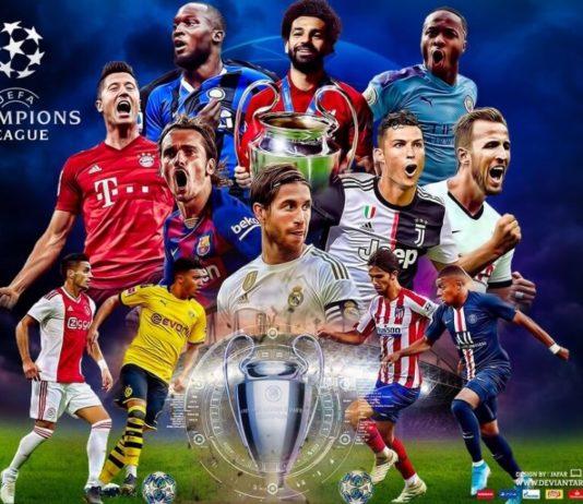 Tabla de posiciones Champions League 2019-2020