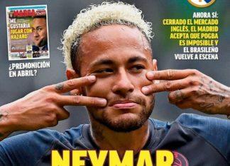 Portadas Deportivas 9/08/2019