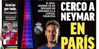 Portadas Deportivas 23/08/2019
