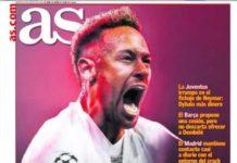 Portadas Deportivas 20/08/2019