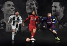 Los 3 finalistas al UEFA Best Player 2019