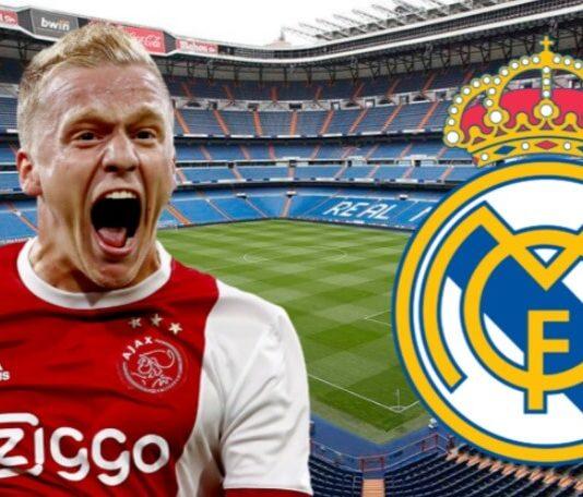 Van de Beek, a un paso del Real Madrid