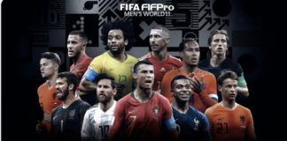 Once Ideal FIFPro 2019