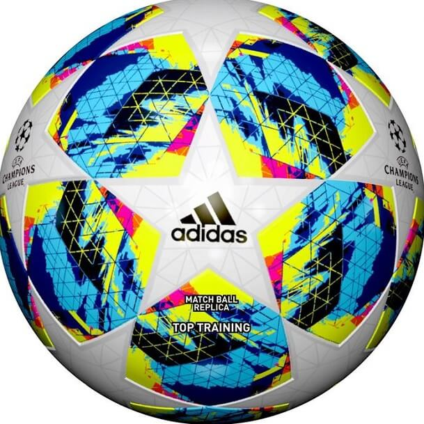 Balón Adidas Finale 19 Cpt | La pelota oficial de la Champions League
