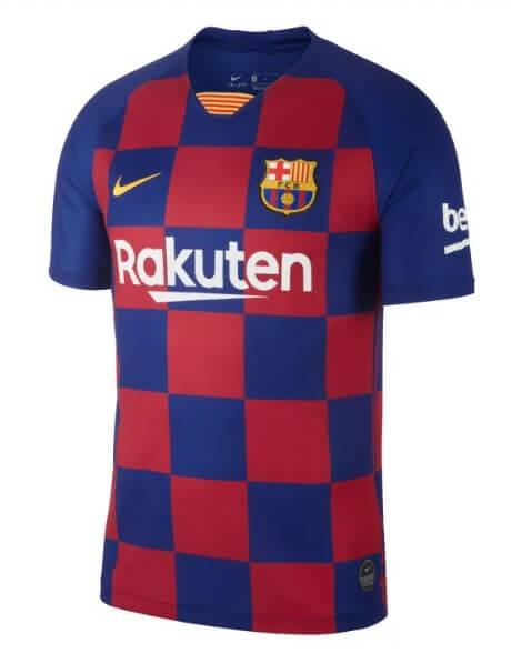 Camiseta Barça 2019-2020