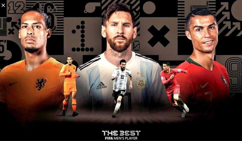 finalistas FIFA The Best 2019