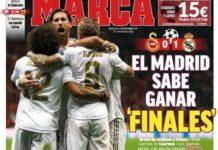 Portadas Deportivas 23/10/2019