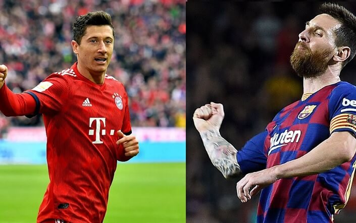 Máximos Goleadores del Fútbol Mundial