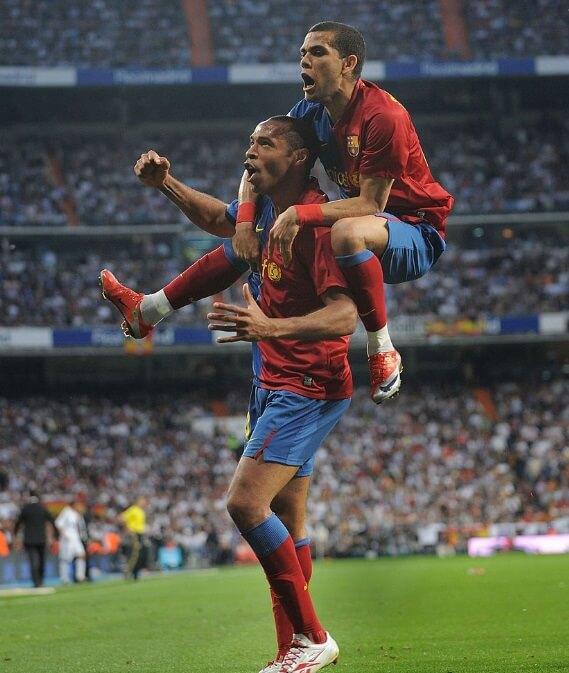 Henry Madrid-Barça