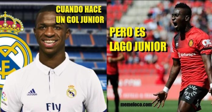 Memes Mallorca-Real Madrid 2019