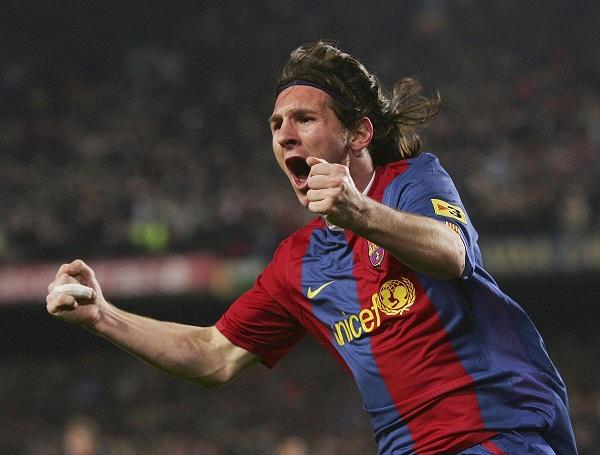 Messi Hat-Trick contra el Madrid