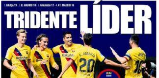 Portadas Deportivas 20/10/2019