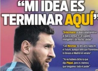 Portadas Deportivas 10/10/2019