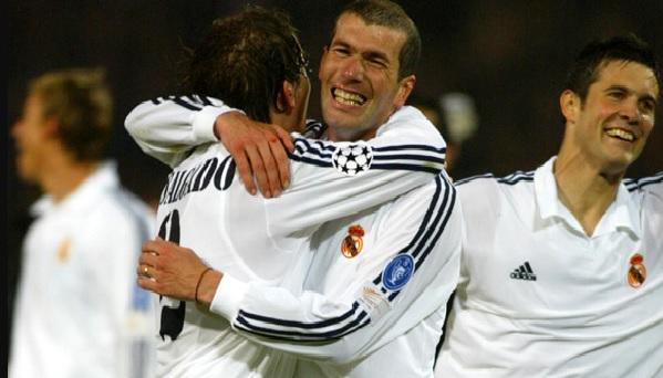 Zidnane Real Madrid-Barcelona