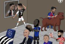 Memes Barça-Slavia Praga 2019