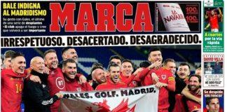 Portadas Diarios Deportivos 21/11/2019