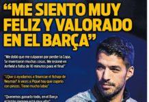 Portadas Diarios Deportivos 22/11/2019