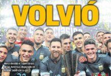 Portadas Diarios Deportivos 16/11/2019