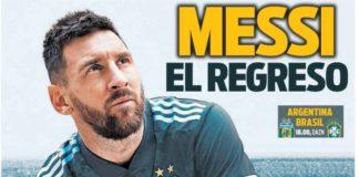 Diarios Deportivos 15/11/2019