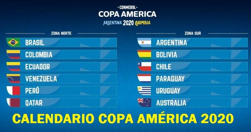 la copa américa 2020