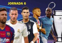 Partidos Jornada 6 Champions League 2019