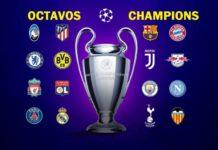 Sorteo Octavos Champions League 2020