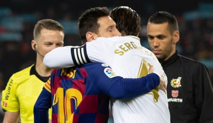Barcelona 0-0 Real Madrid
