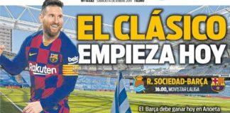 Portadas Diarios Deportivos 14/12/2019