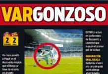 Portadas Diarios Deportivos 15/12/2019