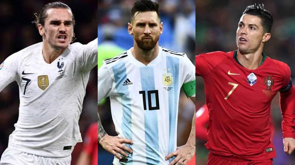 Ranking FIFA Selecciones 2019