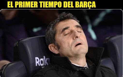 Memes Barcelona-Granada 2020