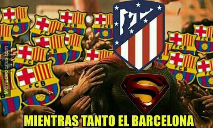 Memes Real Madrid-Atlético Supercopa